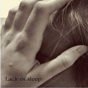 و بی خوابی