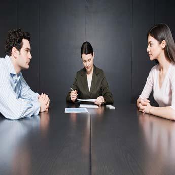 مراحل درخواست طلاق