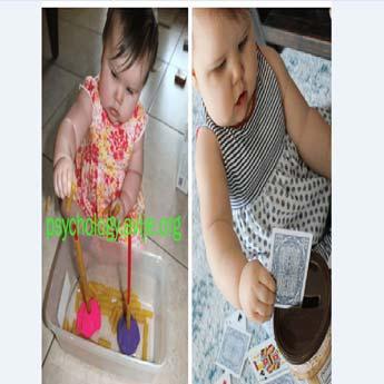 علائم بیش فعالی در کودکان نوپا
