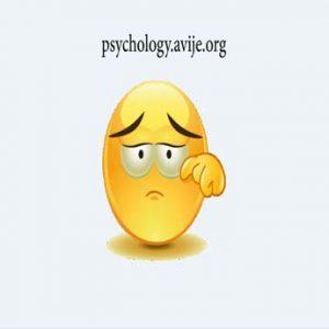 کسی که اختلال شخصیتی دارد