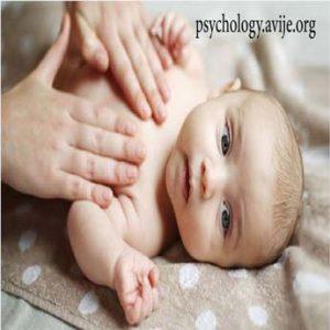 روش آرام کردن نوزاد