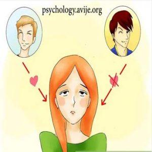 نشانه های عشق دروغین