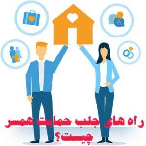 اهمیت حمایت از همسر در برابر خانواده