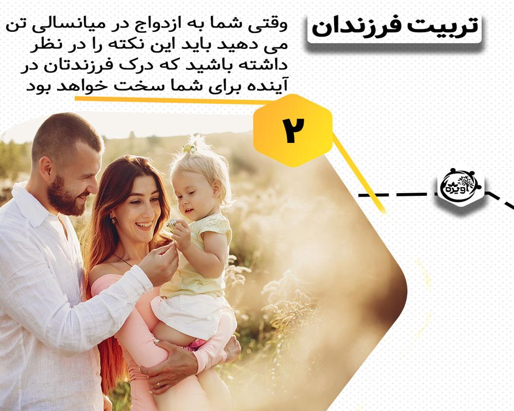 اختلاف سنی با فرزندان