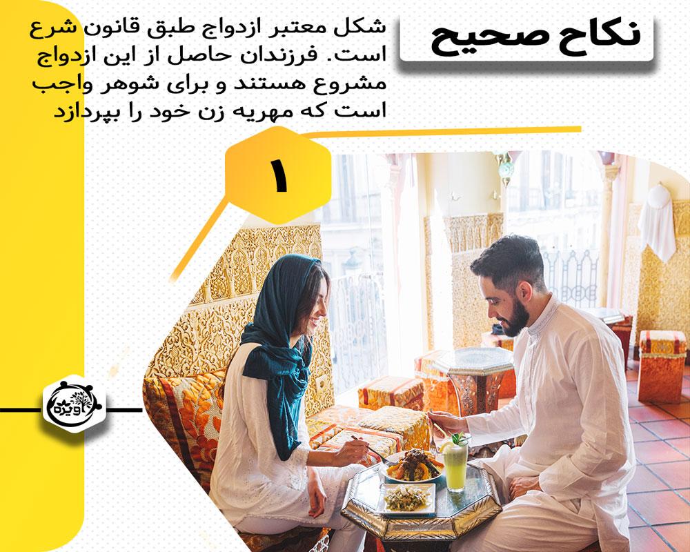 تعریف اسلام از ازدواج چیست؟