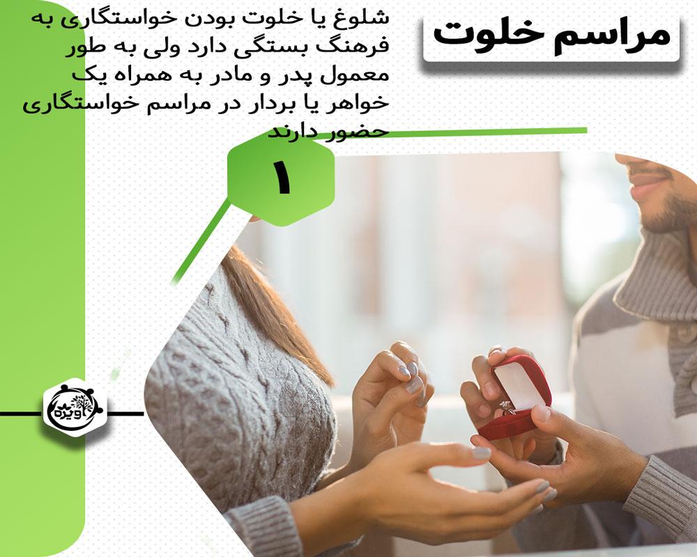 آداب خواستگاری در اسلام